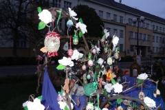 Ужгород, выставка к Пасхе