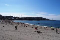 Пляжи А-Коруньи
