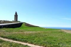 Башня Геркулеса в А-Корунье