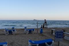 Побережье Коста-Бланка, пляж