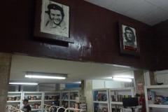 Книжные магазины на Кубе