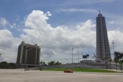 Гавана, площадь Революции