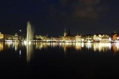 Озеро Binnenalster