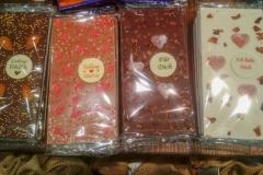 Какие прелестные шоколадки