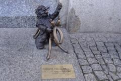 Гномы Вроцлава