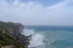 Point de vue plage de la Porte d'Enfer