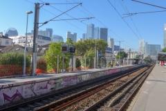 Курбевуа – станция