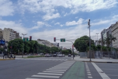 Прогулка по Avenida de Mayo