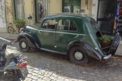 Забавные машины в Уругвае