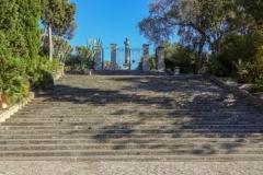 Ботанический сад в Гибралтаре