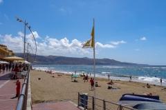 Пляж Las Canteras