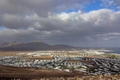 Лансароте. Montaña Roja