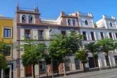 Архитектура Севильи