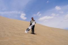 Перу. Оазис Уакачина