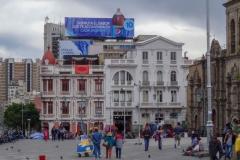 Ла-Пас. Исторический центр