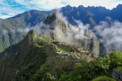 Горы вокруг Мачу-Пикчу