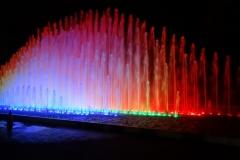 Парк фонтанов в Лиме Circuito Mágico del Agua
