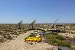 Лодки и солнечные батареи