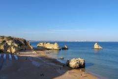 Пляжи Лагуша