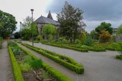 Сады епархии Лиможа