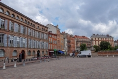 Улицы Тулузы