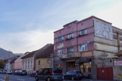 Старые улочки Брашова