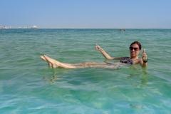 На Мертвом море