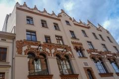 В центре Кракова