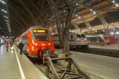 Вокзал в Лейпциге