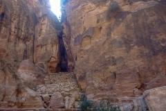 Петра, каньон Сик