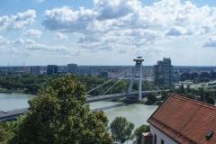 Словакия, Братиславский град