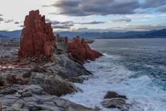 Сардиния, Rocce Rosse