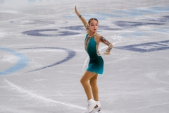 Ксения Синицына на ЮГП-2019 в Челябинске