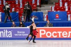 Влада Павленина / Александр Алексанян