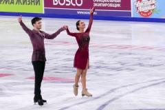 Елизавета Худайбердиева / Егор Базин