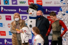 Евгений Семененко с тренерами