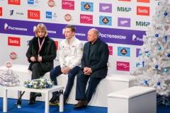Михаил Коляда в ожидании оценок