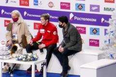 Александр Самарин в ожидании оценок