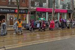 Шествие в Торонто