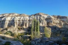 Пейзажи Каппадокии