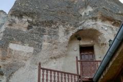 Пещерный отель в Гереме