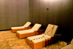 Прохладная комната отдыха