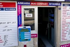 Расписание автобусов из Гёреме