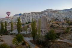 Волшебные пейзажи Каппадокии