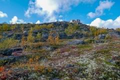 Осень в окрестностях Мончегорска