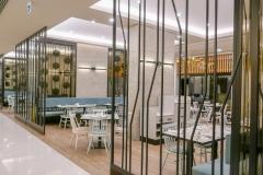 Ресторан в основном корпусе Resort