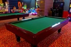 Игровой зал в корпусе Resort