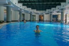 Крытый бассейн в корпусе Resort