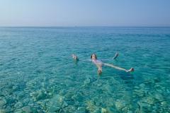 Пляж в Албании