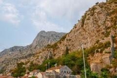 Горы вокруг Котора